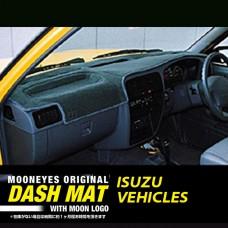 ISUZU Vehicles MOON Original Dashmat Cover (Soild Color)
