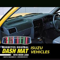 ISUZU Vehicles MOON Original Dashmat Cover (Rainbow)