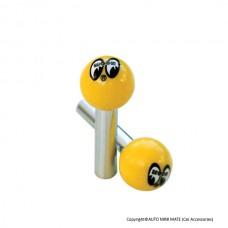 MOONEYES Eyeball Door Lock Knobs