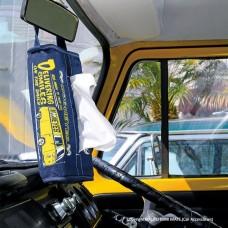 MOON Bus Denim Tissue Cover